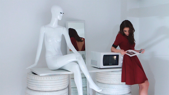 Nowhitepages The Fashion Film