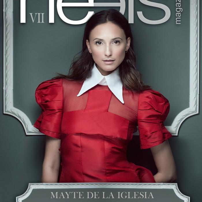 Heels Magazine 7 con Mayte de la Iglesia