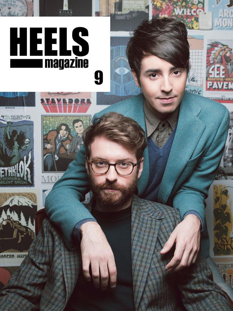 Portada Heels Magazine