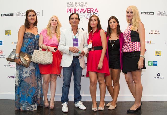Valencia Fashion Week O/I 2013/14