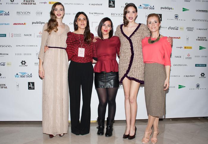 Valencia Fashion Week O/I 2013 (3º DÍA)