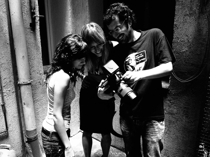 Making of Portada