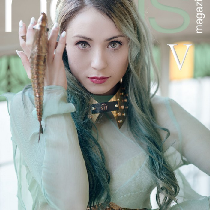Portada Heels Magazine 5